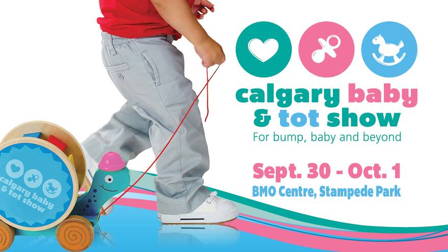 We're introducing new products at the Calgary Baby and Tot Show 2017!