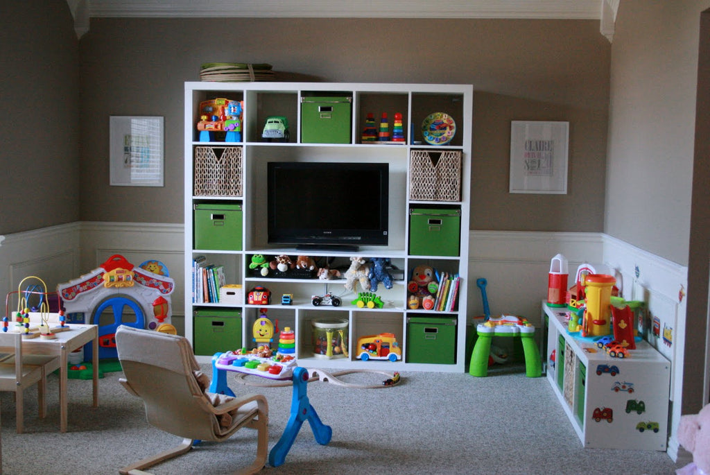 Set Up a Safe, Secure Play Space for Toddlers
