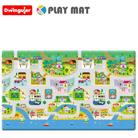 Dwinguler Play mat - Big Town