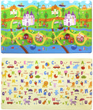 Dwinguler Playmat - Fairy Tale Land - Large Back and Front