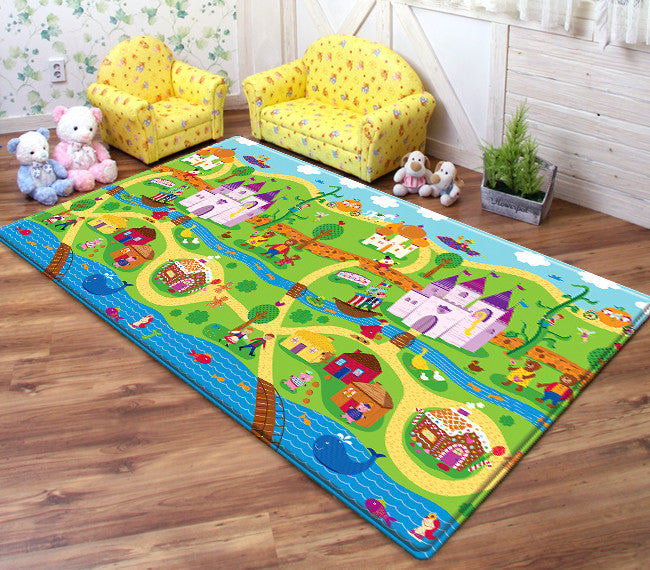 Dwinguler Playmat - Fairy Tale Land - Large Front
