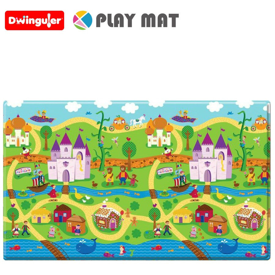 Dwinguler Playmat - Fairy Tale Land - Large