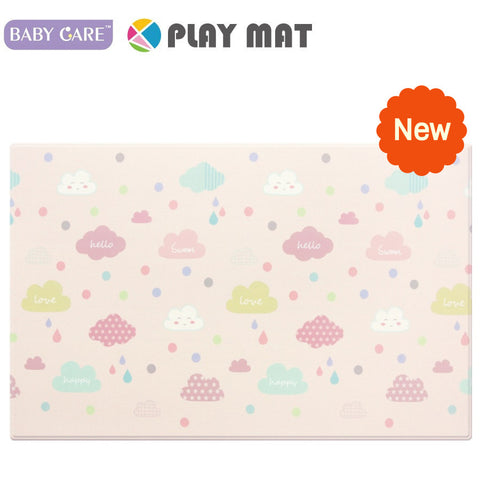 Baby Care Playmat - Happy Cloud - Large