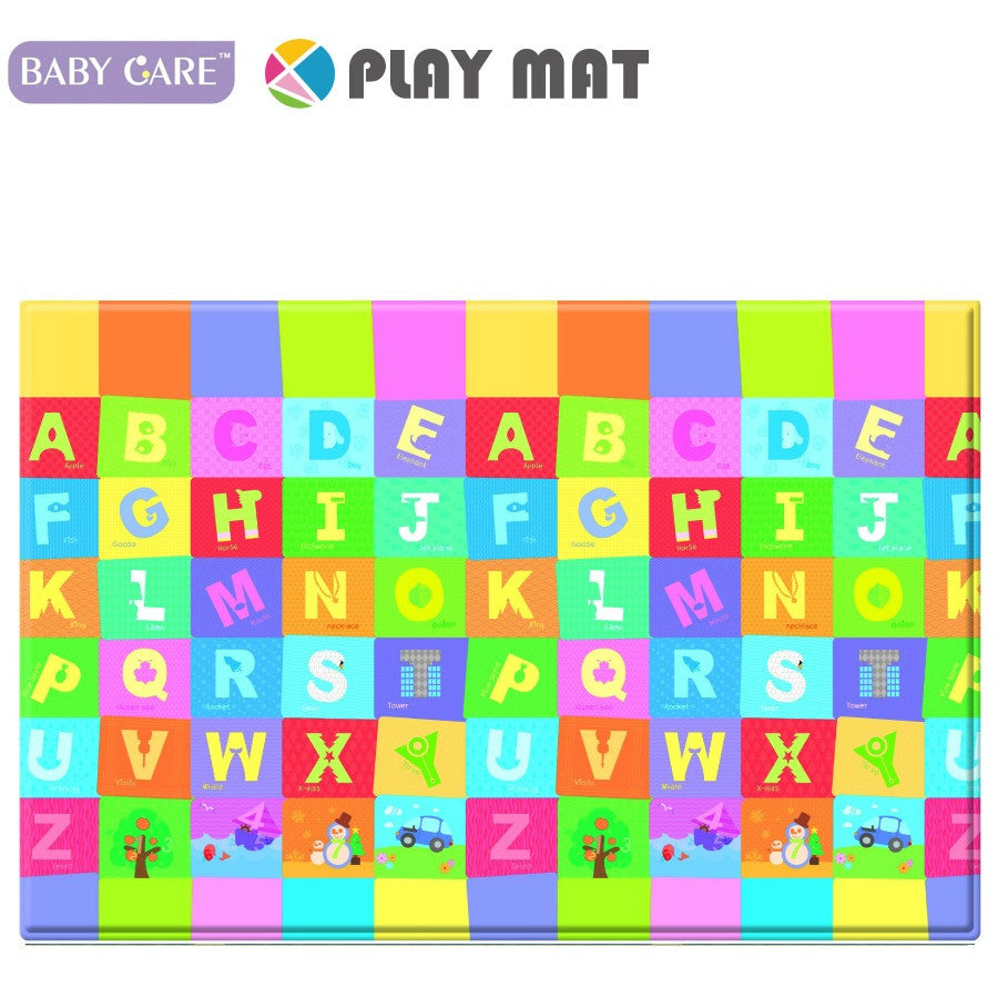 Baby Care Happy Village Playmat Closeup