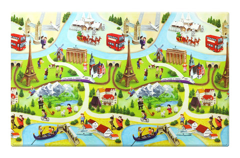 Dwinguler Playmat - Hello Europe - Large