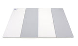 Baby Care Premium Tumbling Folding Mat - Modern Grey - Medium
