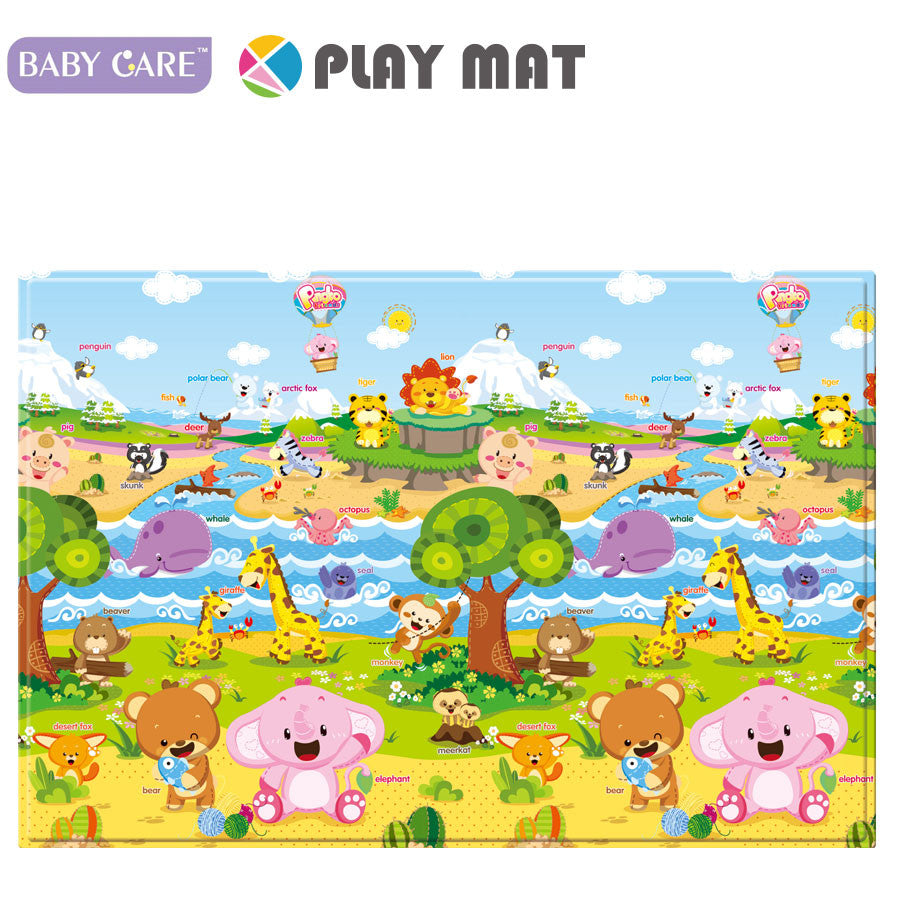 Baby Care Pingko & Friends Playmat