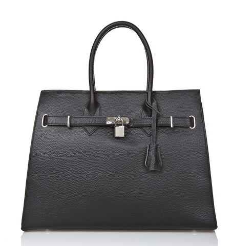 Bridgewater Satchel - Black