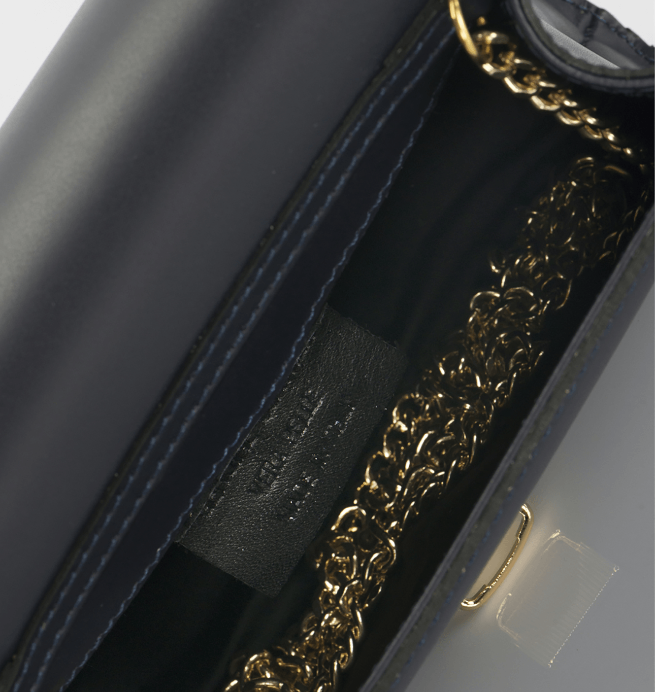The Classic Clutch - Midnight Blue - GRACEBURY