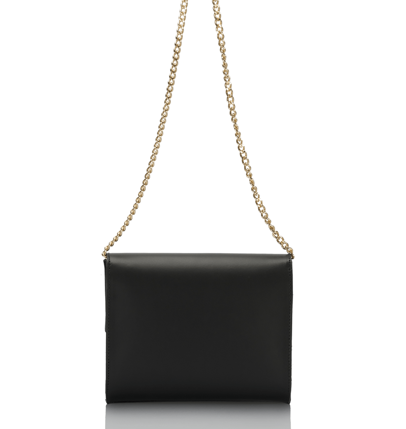 The Classic Clutch - Onyx Black