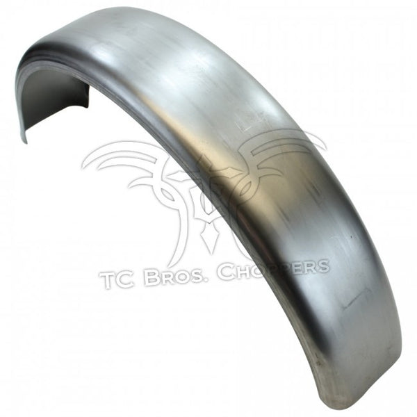 TC Bros Fender - 5'' Raw Steel Bobber