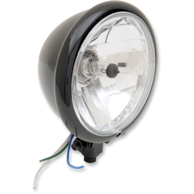 Drag Specialties Headlight - Assembly 5-3/4'' Black