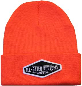 IFK Moto Life Beanie - Orange