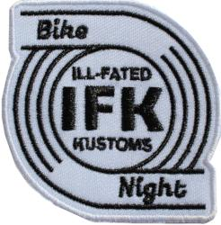 Patch - IFK Bike Night