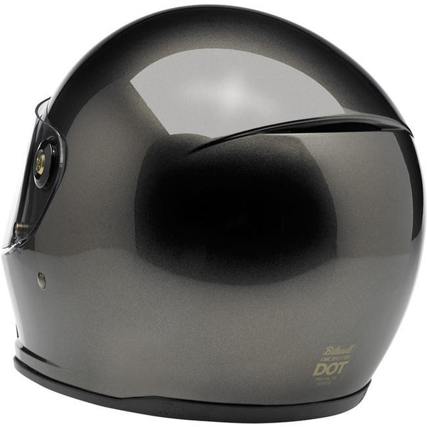 Biltwell Lane Splitter Full Face Helmet - Bronze Metallic