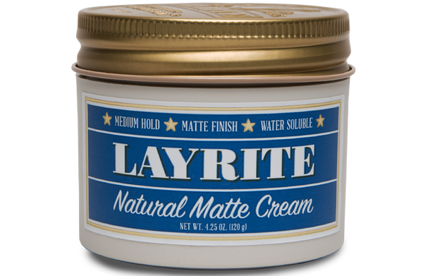 Layrite - Pomade Natural Matte