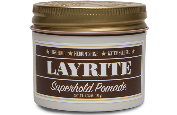 Layrite - Pomade Super Hold