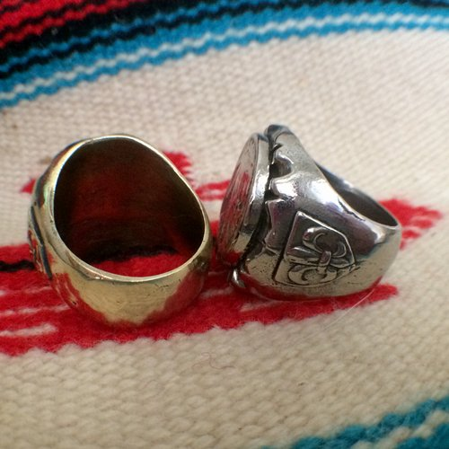 Ring - RePop Solid Hobo Ring