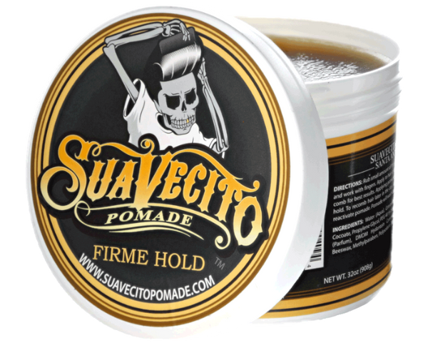 Suavecito Firm Hold Pomade
