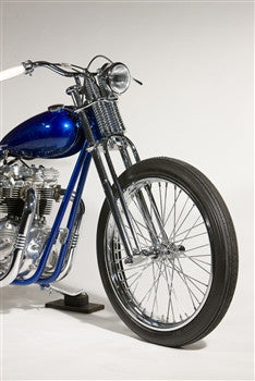 Factory Metal Works Narrow Looped Springer Front End