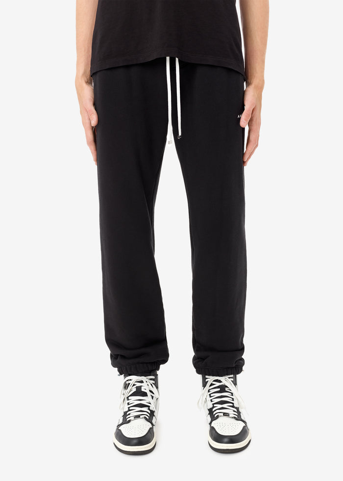 Exclusive Classic Logo Sweatpants - Black