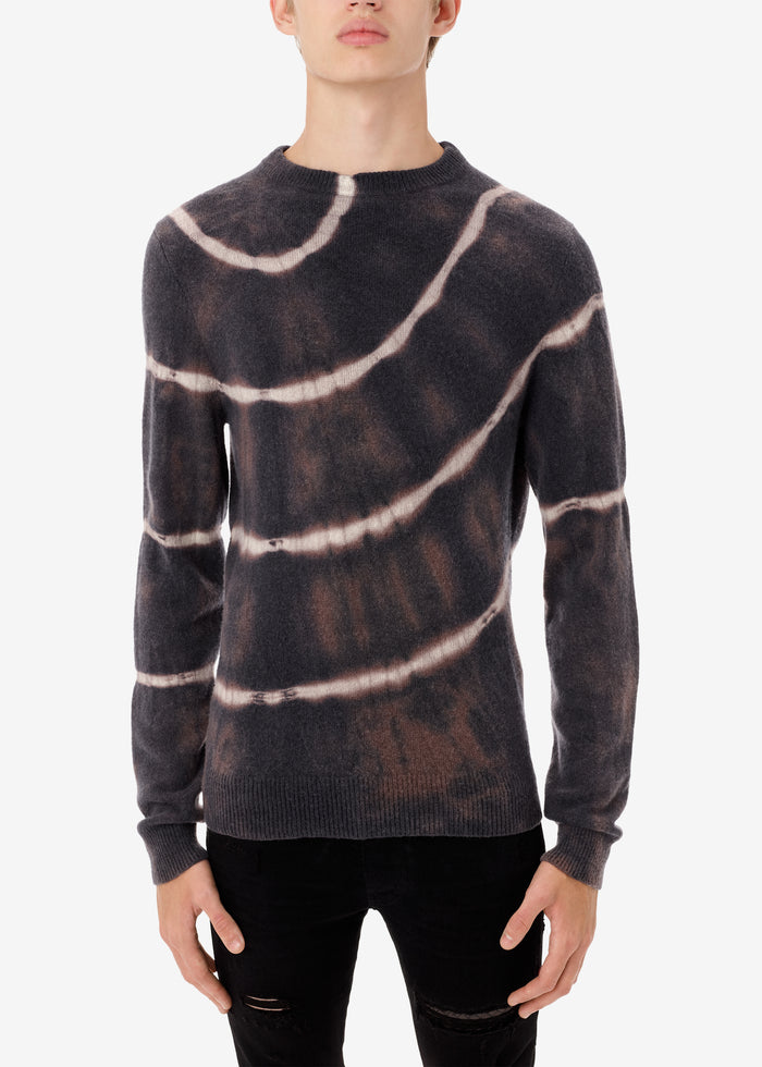 Exclusive Tie-Dye Sweater - Multi-Color