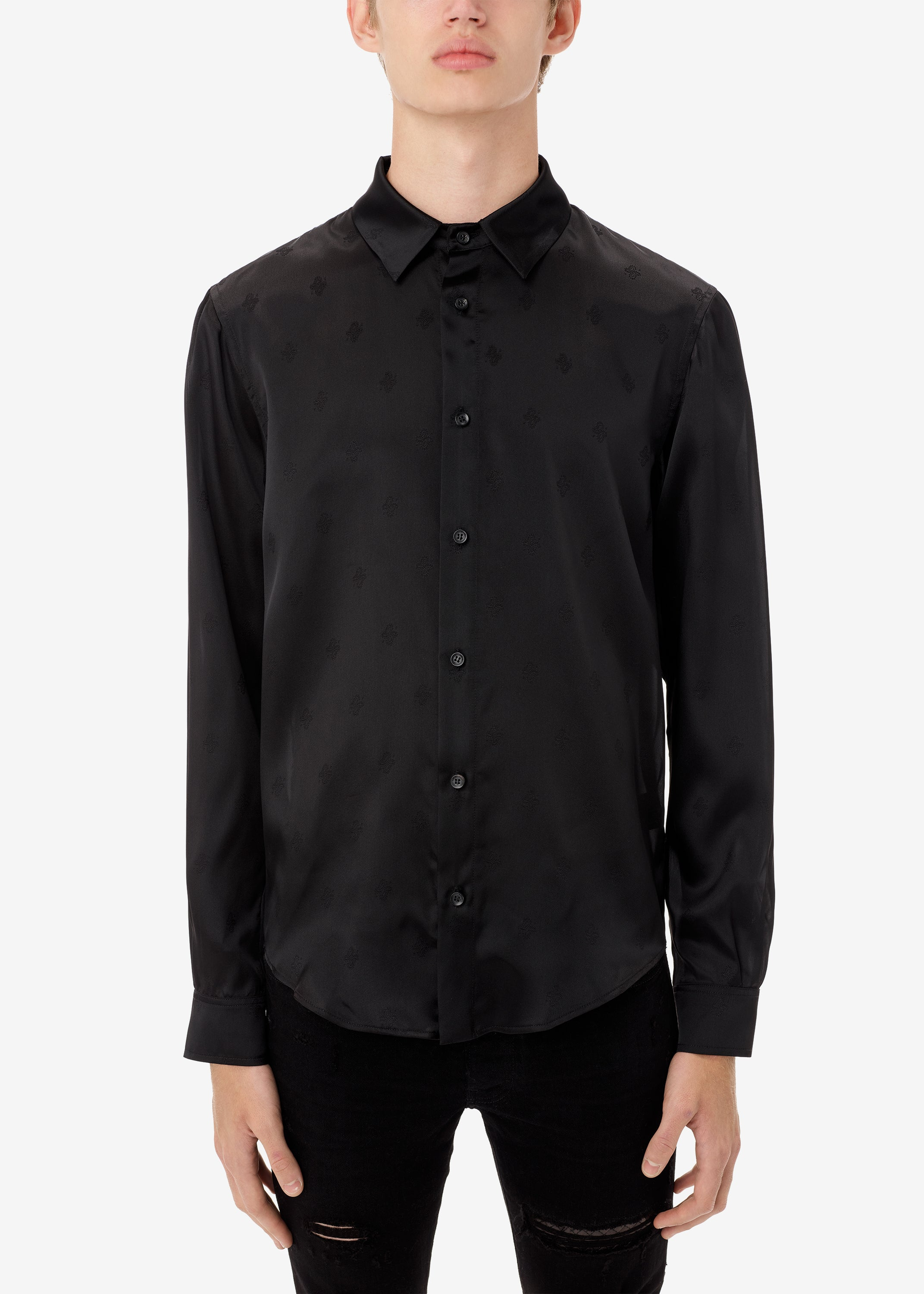 exclusive-micro-paisley-shirt-black-image-1
