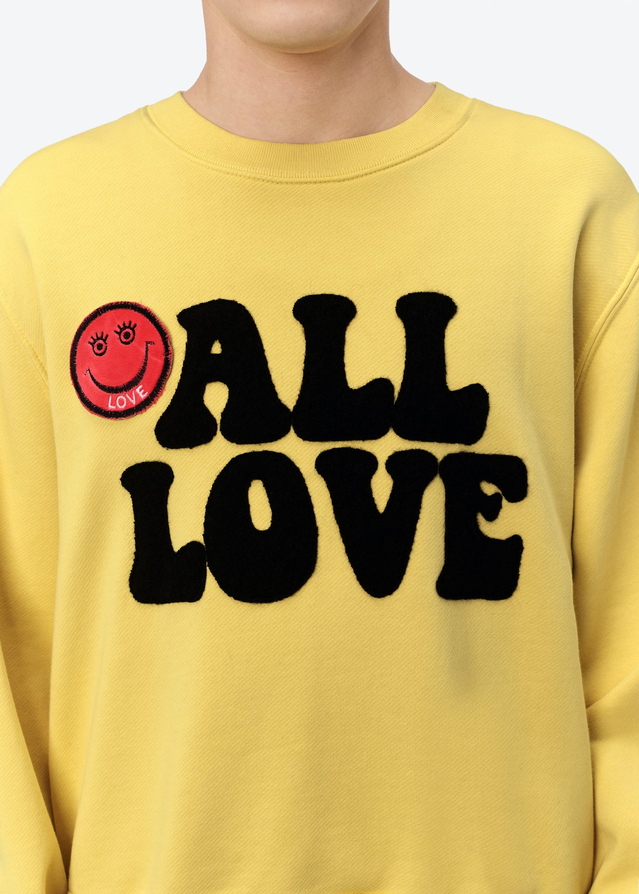 A LOVE MOVEMENT ALL LOVE CREW - CANARY