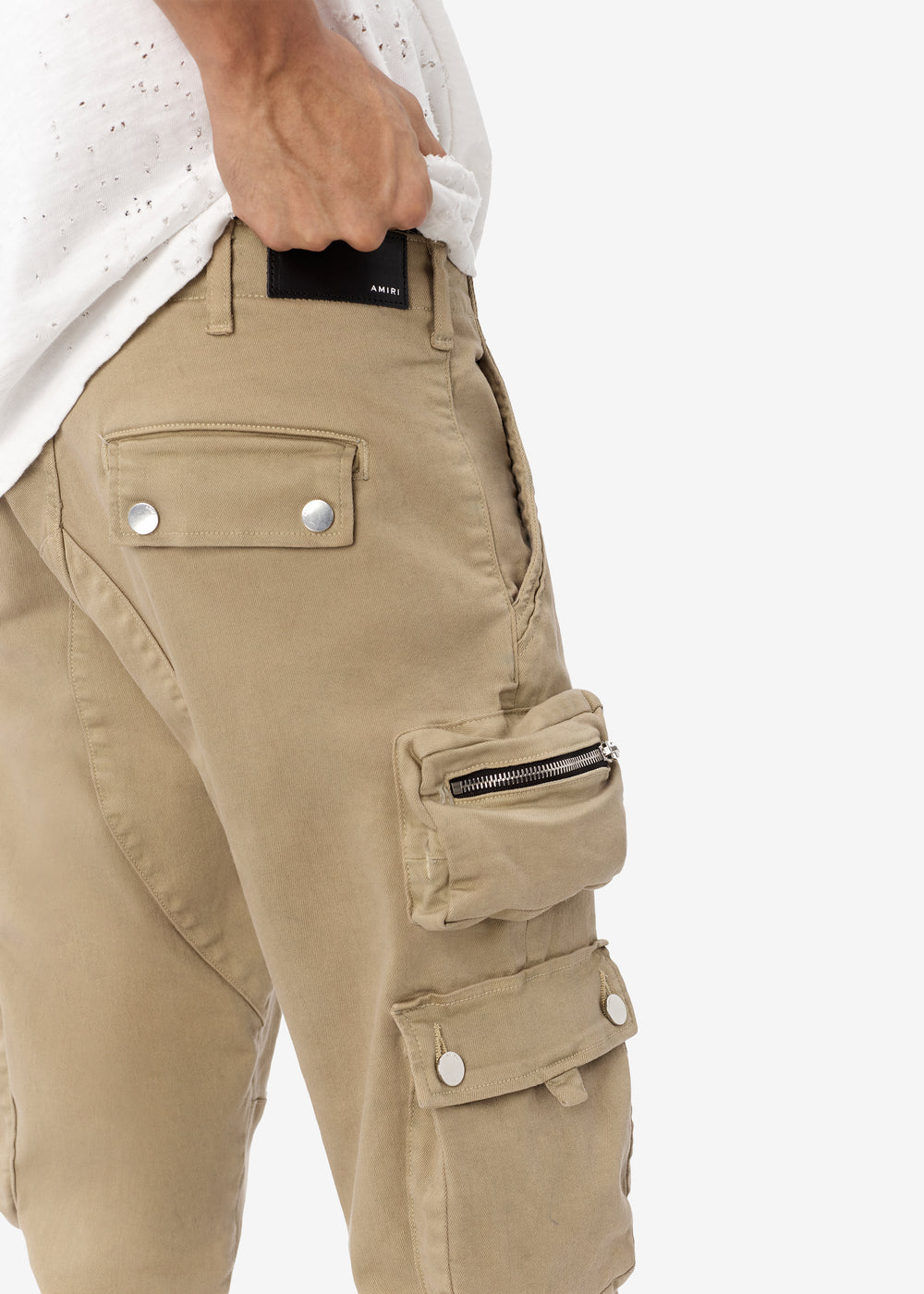 TACTICAL CARGO - KHAKI