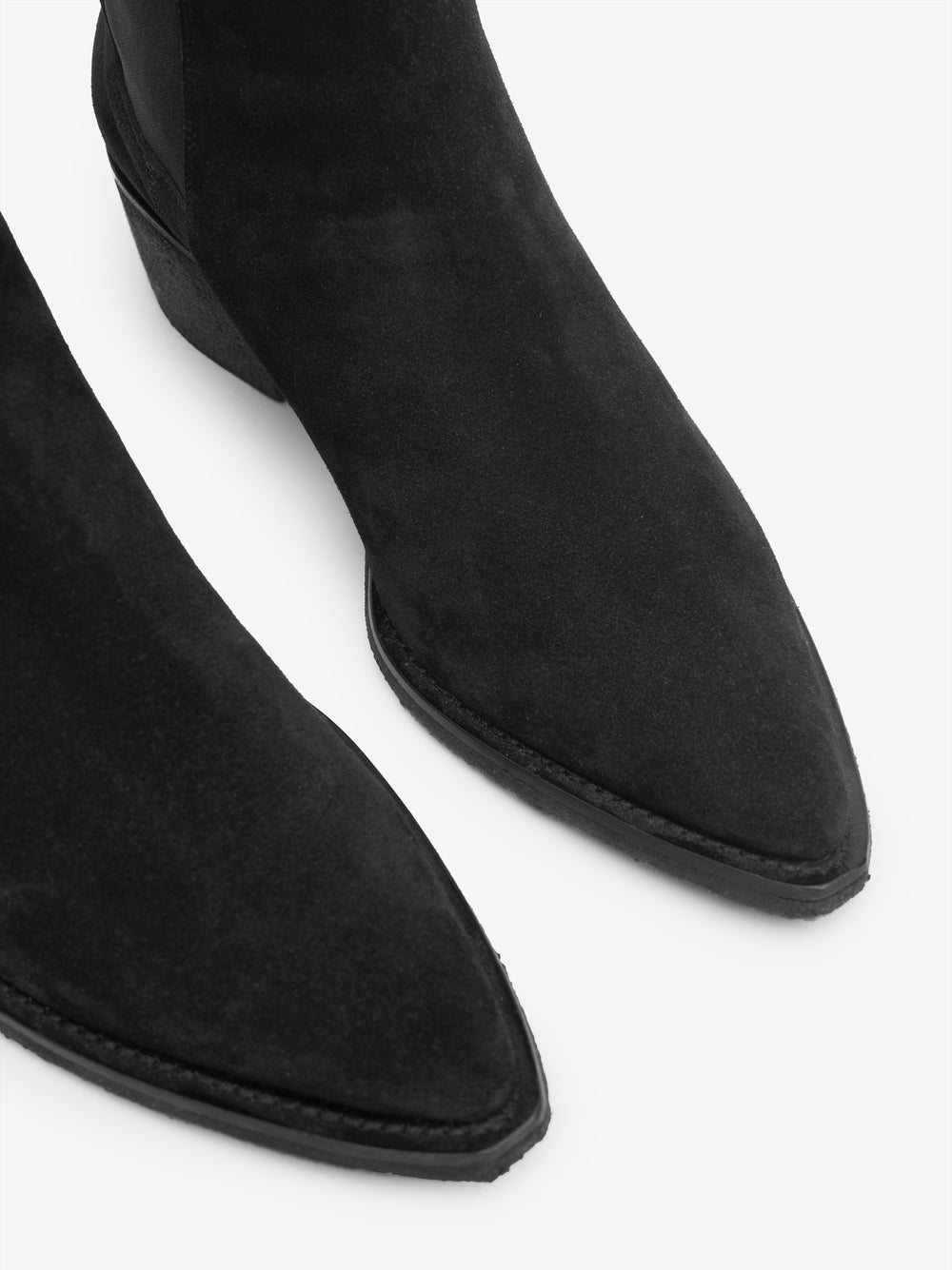 CHELSEA CREPE SOLE BOOT - BLACK
