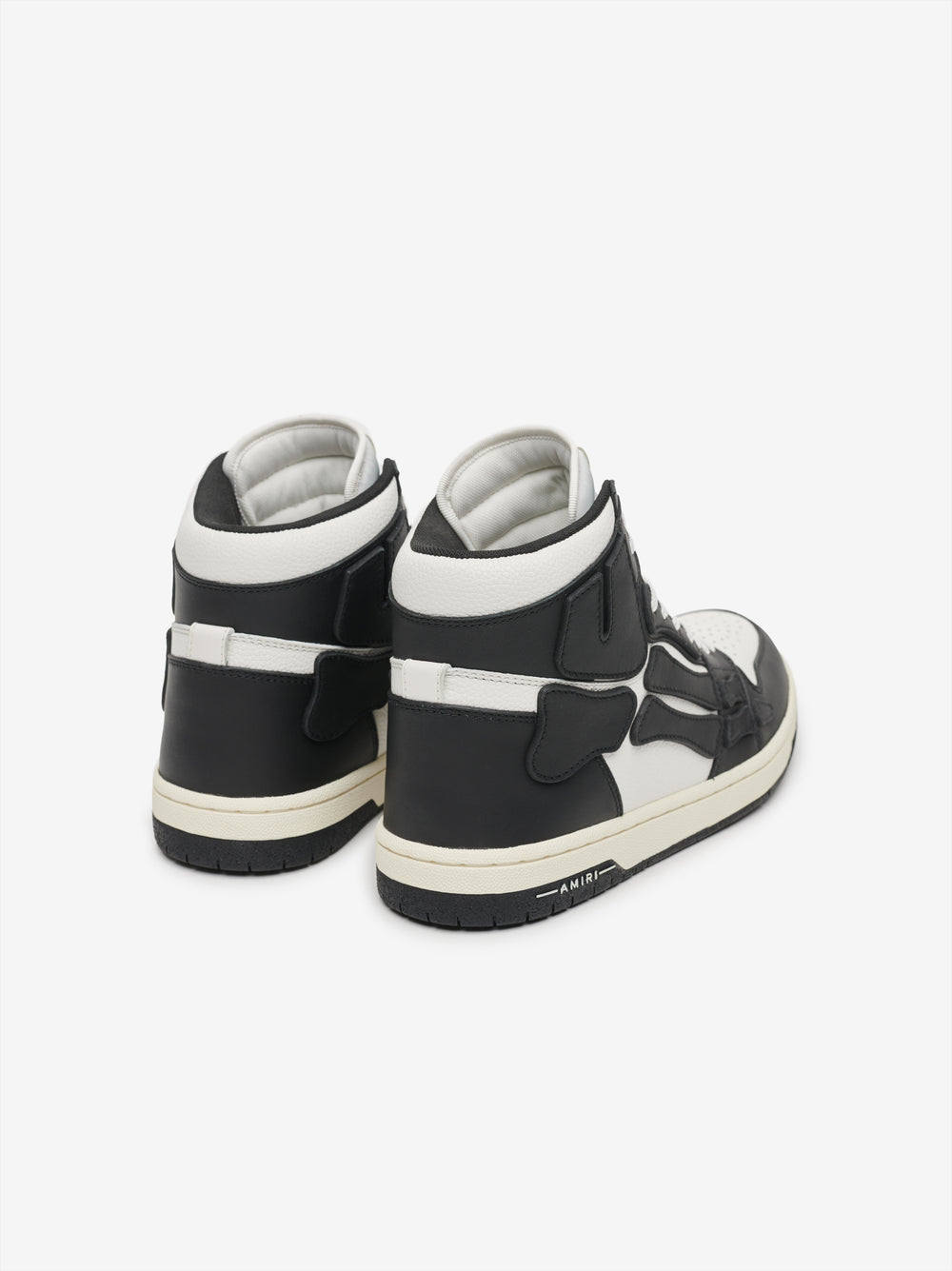 SKEL TOP HI - Black / White