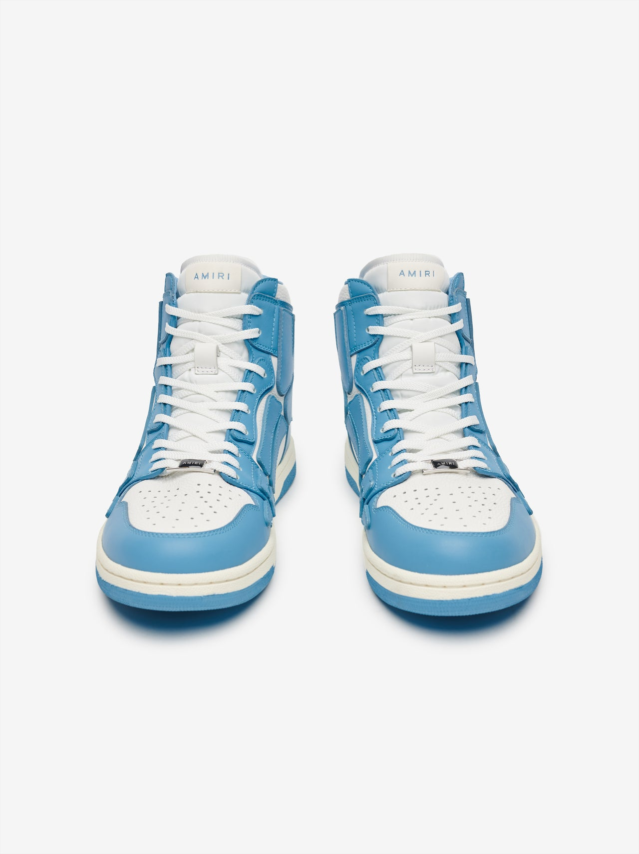 SKEL TOP HI - POWDER BLUE / WHITE