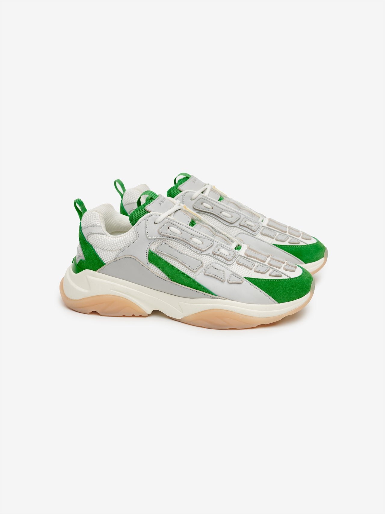 BONE RUNNER - TENNIS GREEN