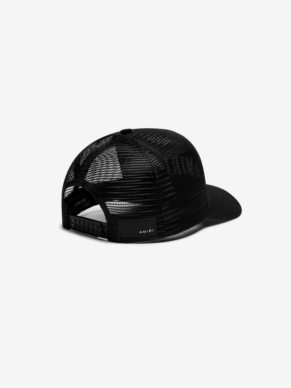 AMIRI CORE LOGO TRUCKER - Black / White