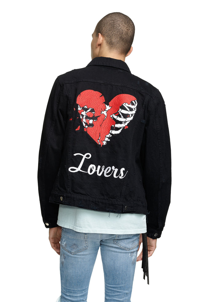 Lovers Trucker Black