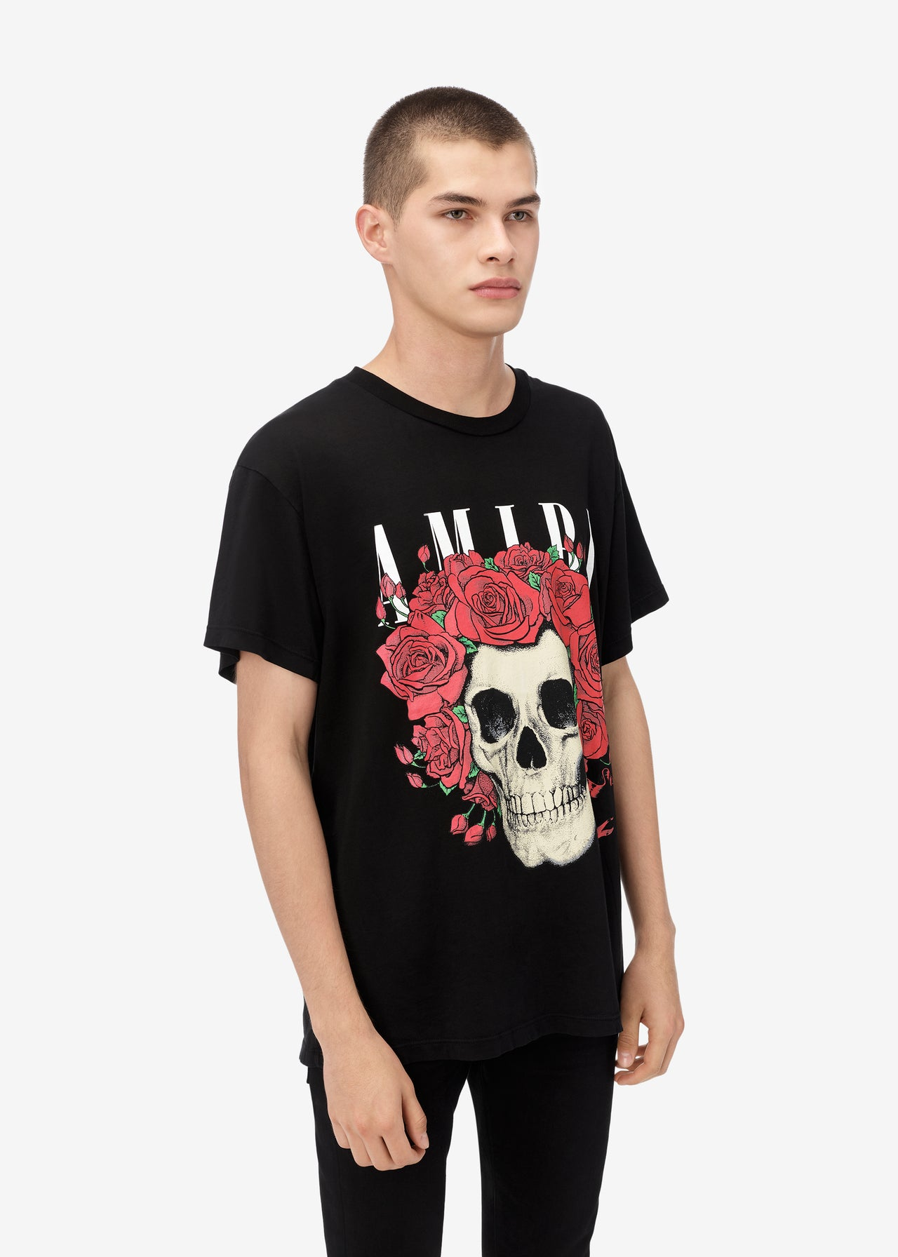 AMIRI GRATEFUL DEAD TEE - BLACK