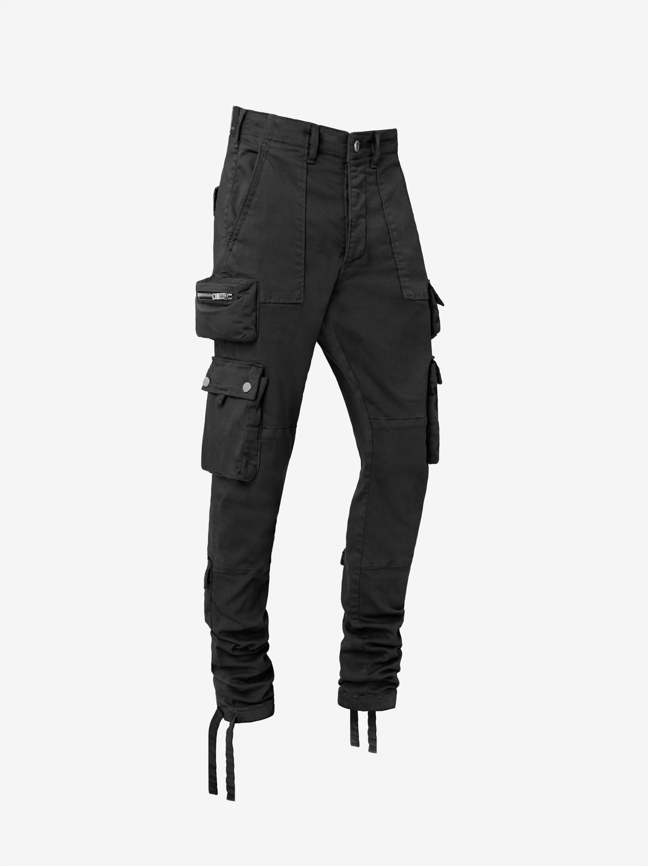 TACTICAL CARGO - BLACK