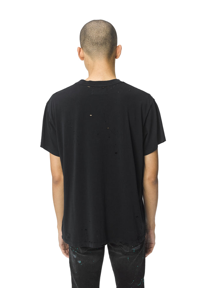 City Dragon Tee Black
