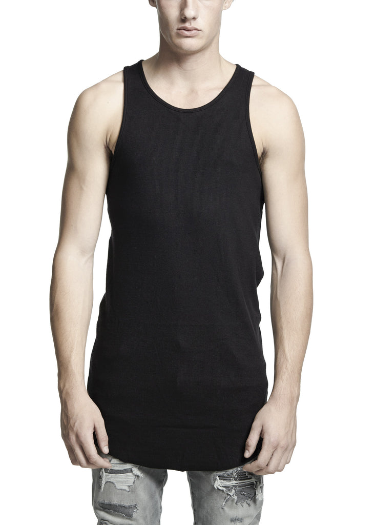LAYER TANK BLACK