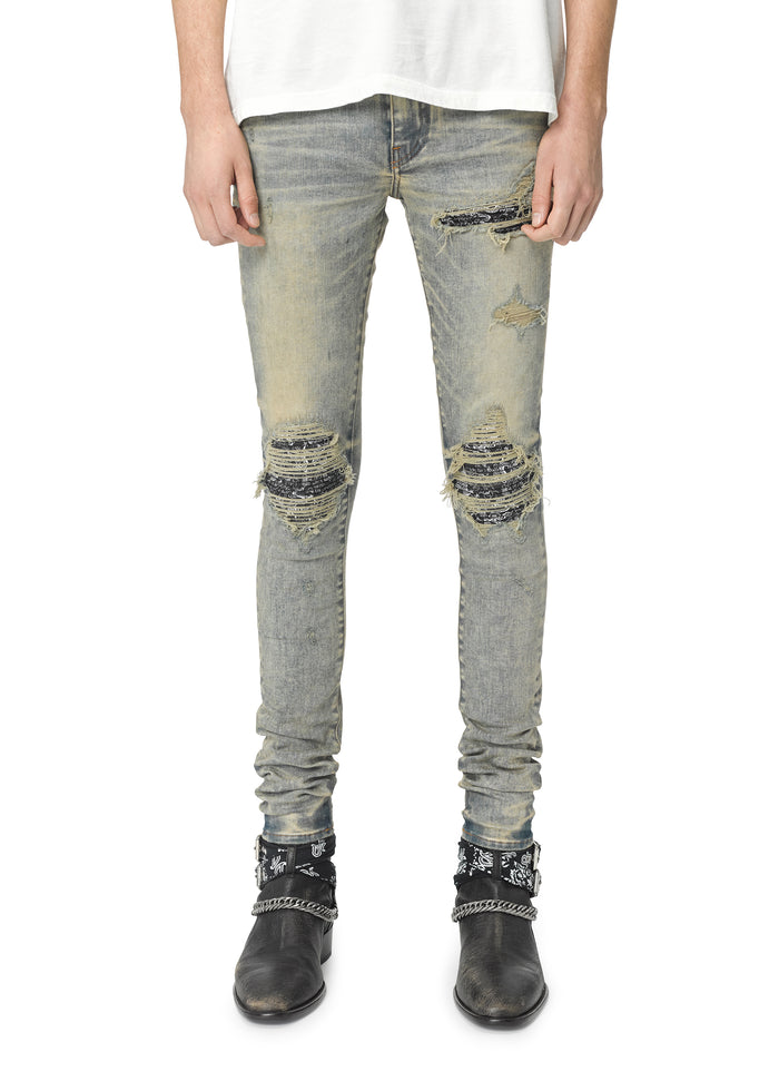 MX1 Bandana Jean Dirty Indigo