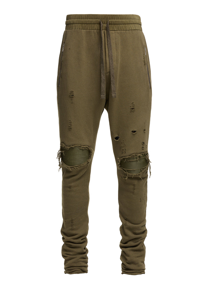MX1 Sweats Olive