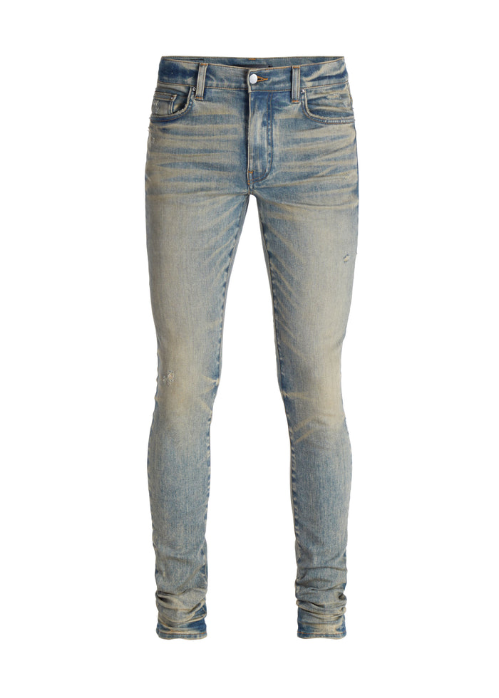 Stack Jean Dirty Indigo