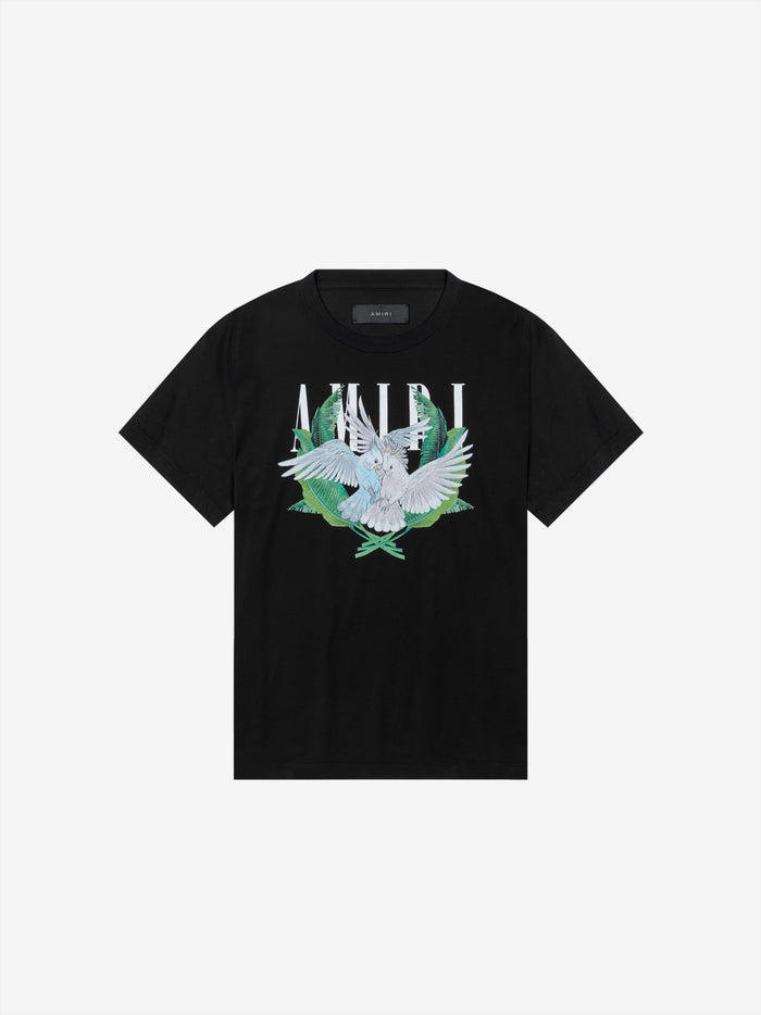 Lovebirds Tee - Black