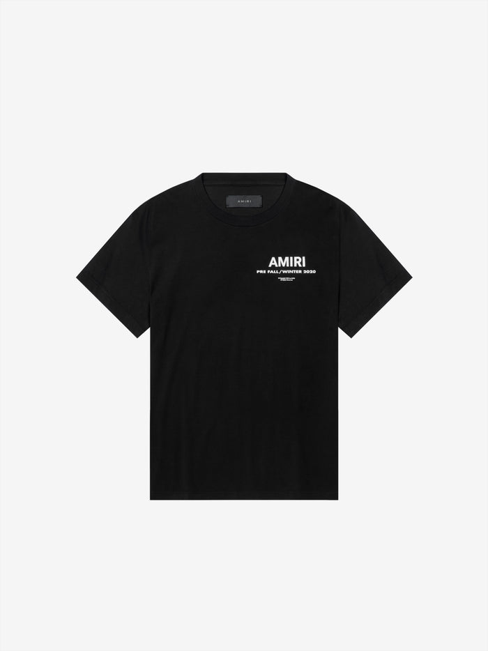 PF20 AMIRI Tee Web Exclusive - Black