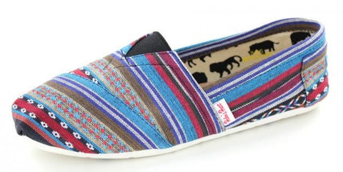 Mufti color espadrille