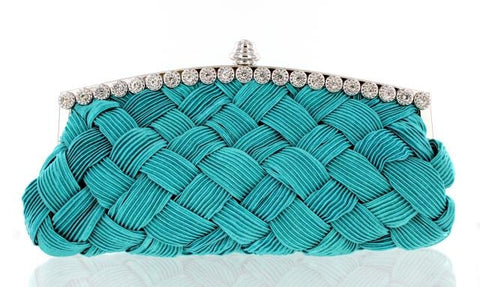 Tuquoise Blue formal Purse