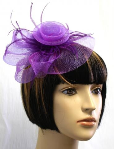 purple rose veil