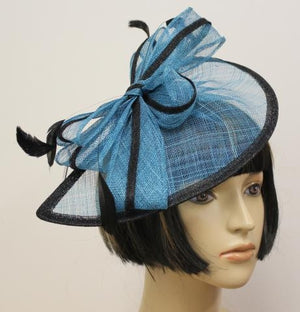Blue and Black Veil