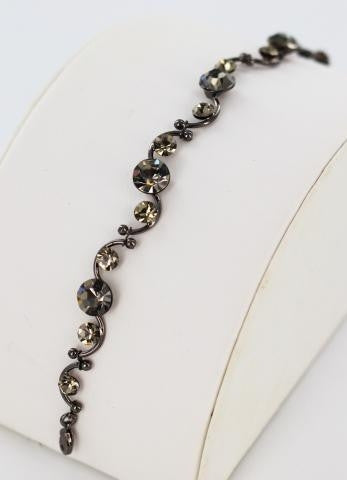 Black Diamond Stone Bracelet