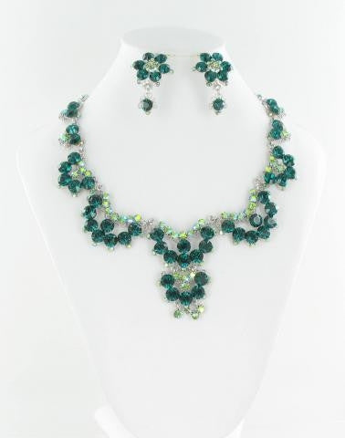 Flower Color necklace